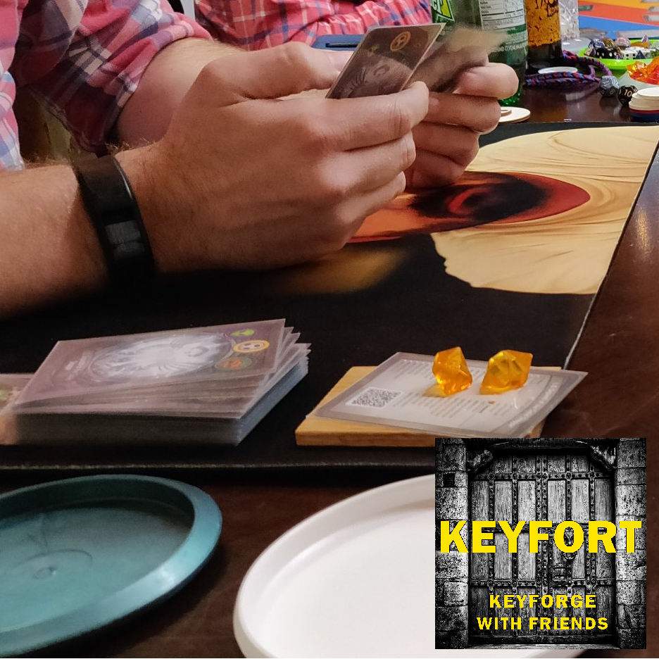 KeyFort Podcast: Episode 2. KeyForge