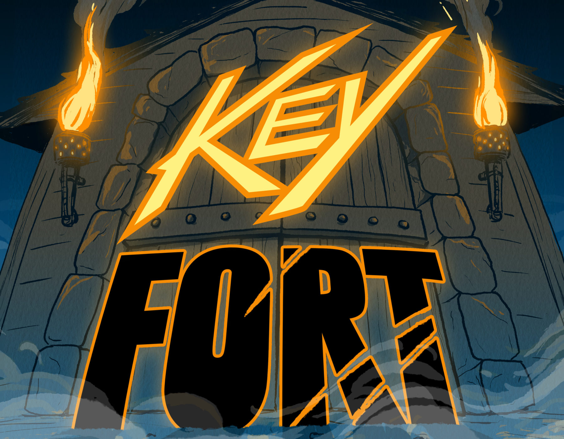 KeyFort. KeyForge in a fort with friends